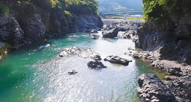富士川サップ