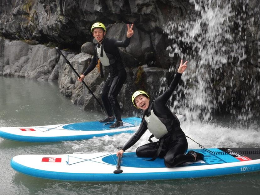SUP富士川