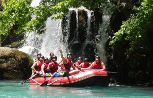 Movement tone and rafting